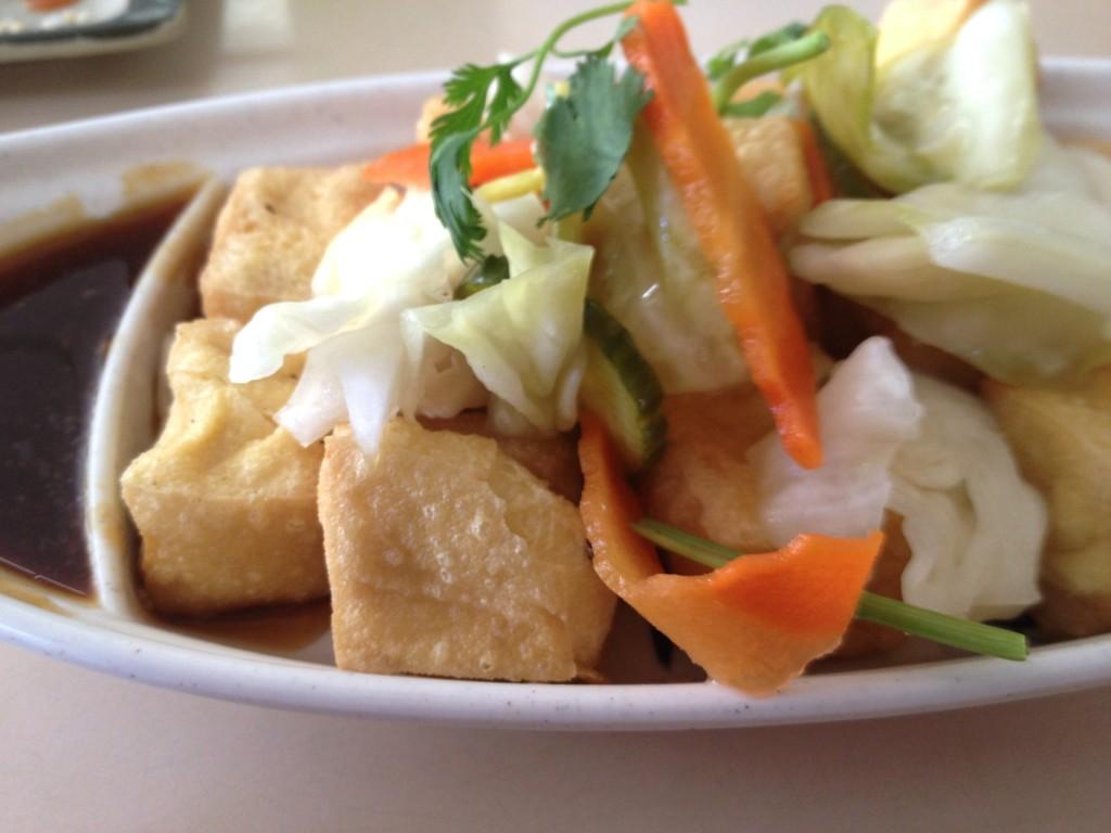 Chou Dou Fu (Stinky Tofu, a.k.a.