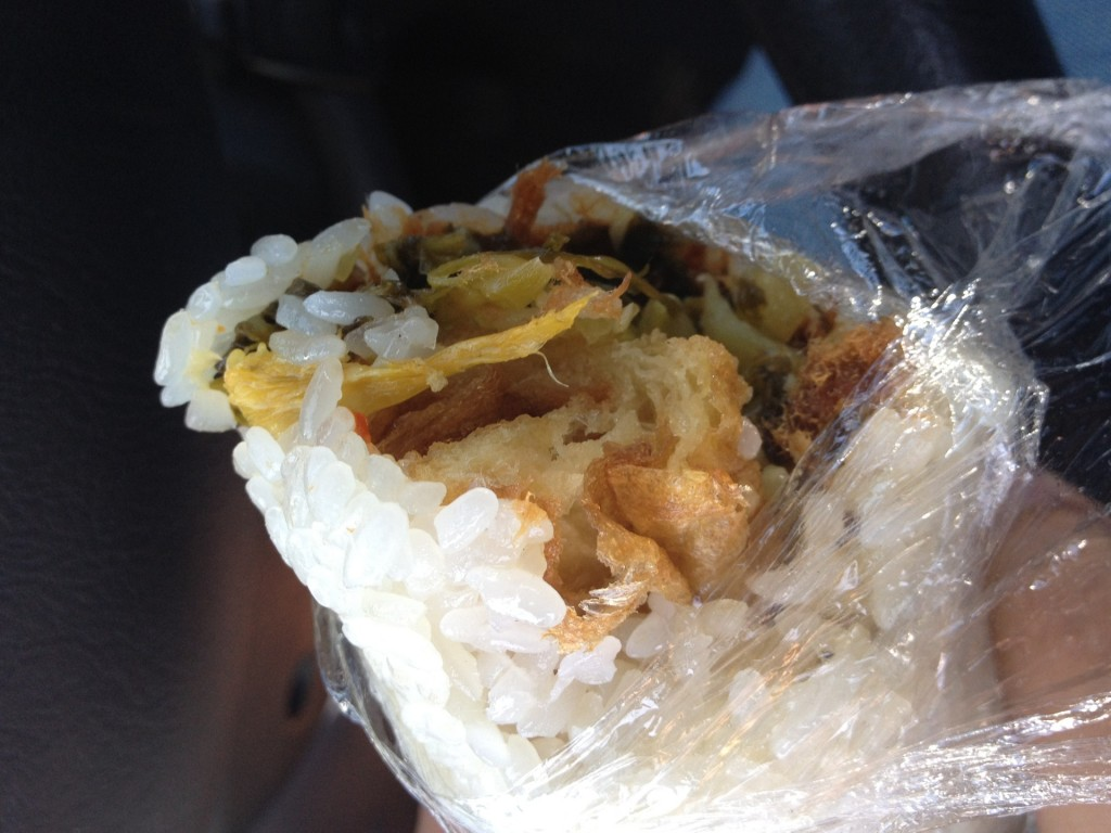 Fan Tuan (Rice Roll) from Si Hai (© 2012 The Offalo)