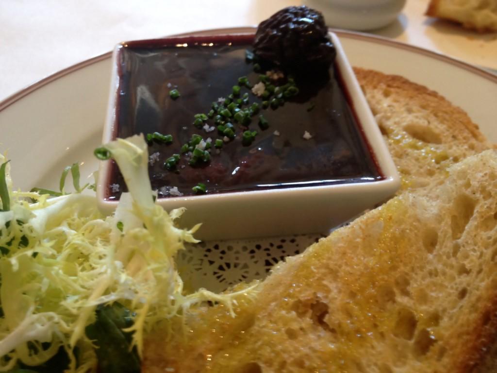 Mousse de Foie de Volaille at Bouchon (© 2012 The Offalo)