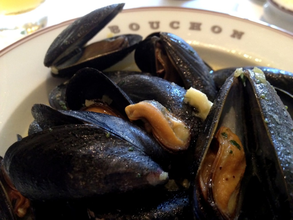 Moules au Safran at Bouchon (© 2012 The Offalo)