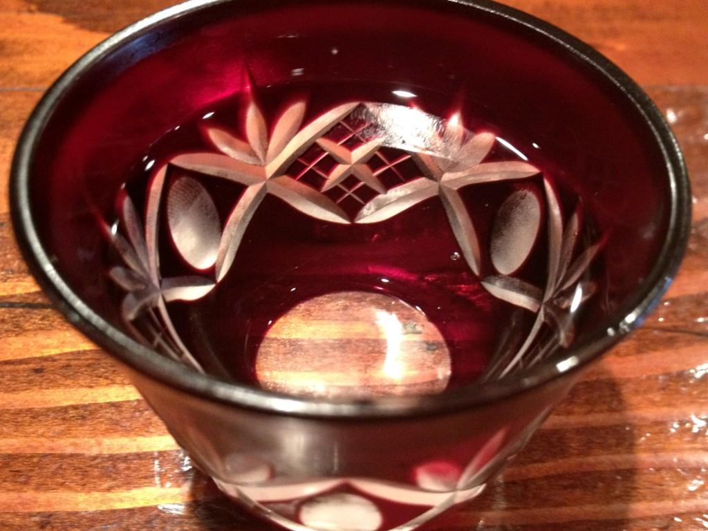 Otokoyama Sake at Kiriko (© 2012 The Offalo)