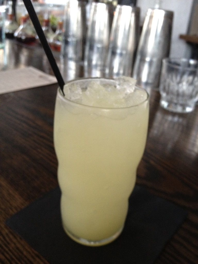 House-Made Ginger Beer at Red Medicine (© 2012 The Offalo)