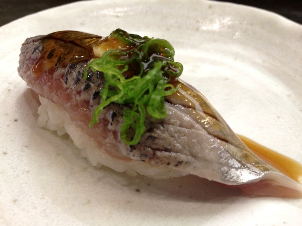 Iwashi (Sardine) at Yojisan (© 2012 The Offalo)