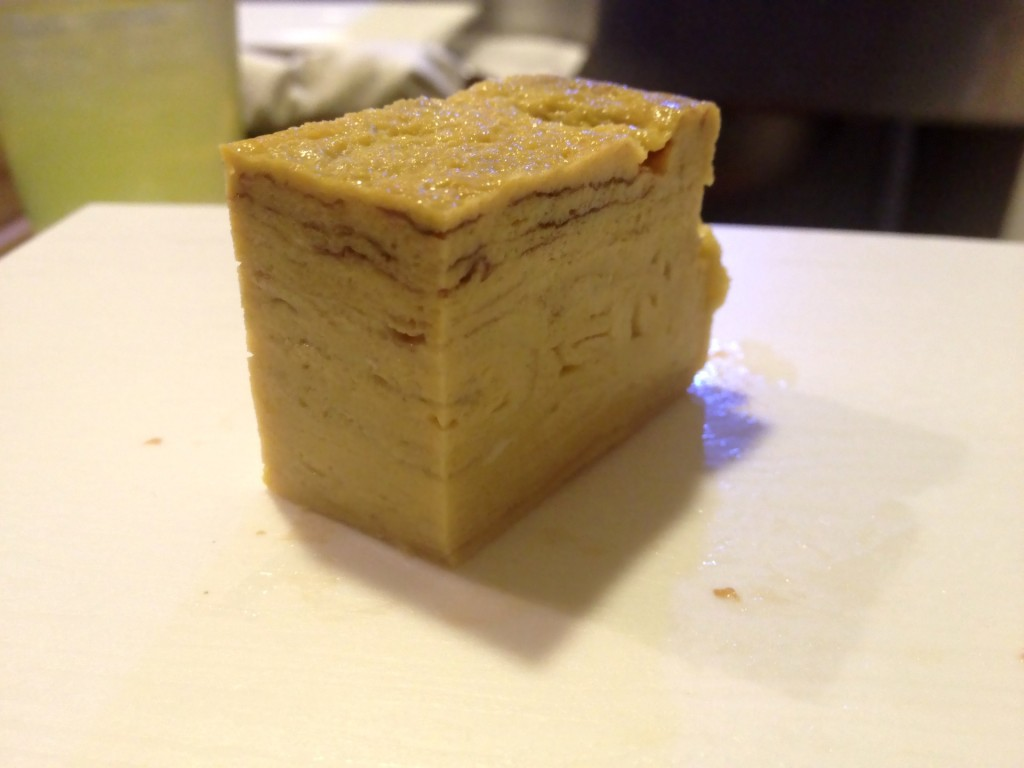 Tamagoyaki (Egg Omelet) (© 2013 The Offalo)