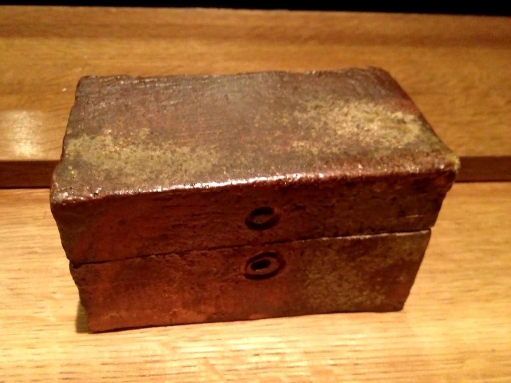 Stone Box @ Sushi Taro (© 2013 The Offalo)