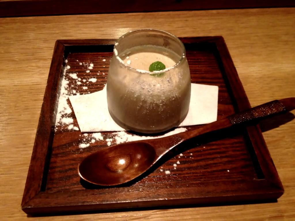 Hojicha Pudding @ Sushi Taro (© 2013 The Offalo)