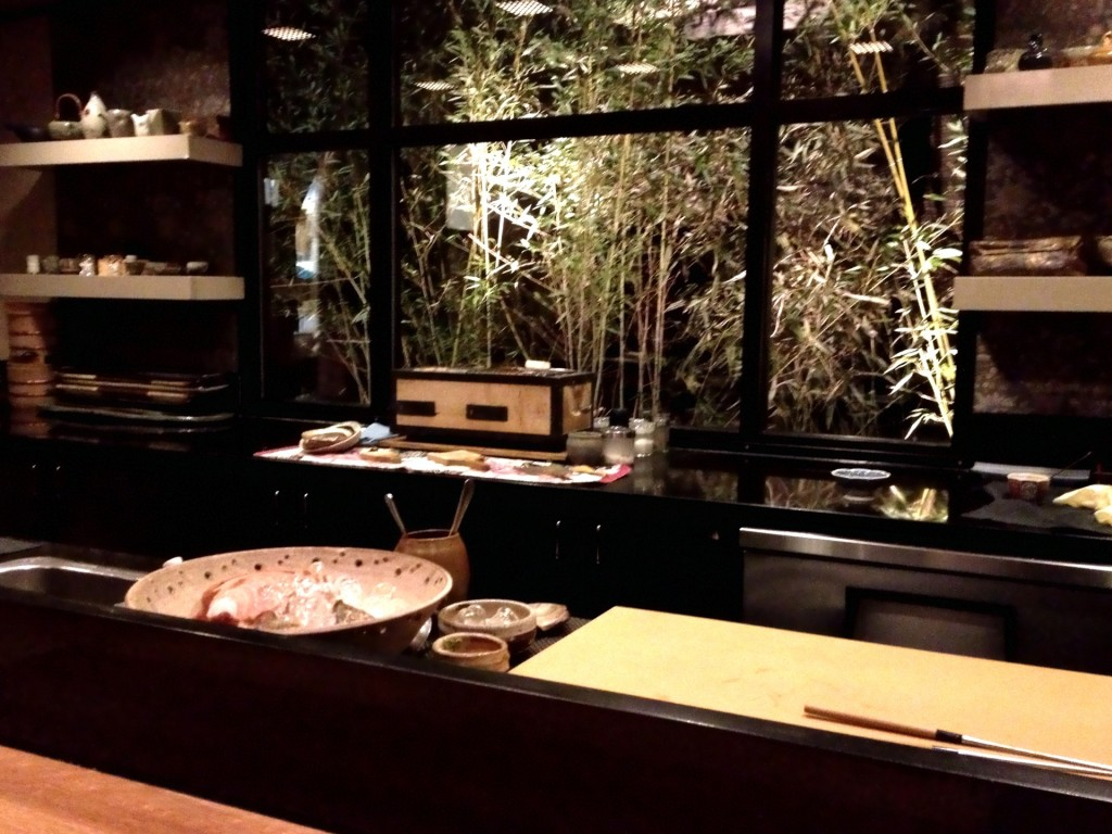 Omakase Counter @ Sushi Taro (© 2013 The Offalo)