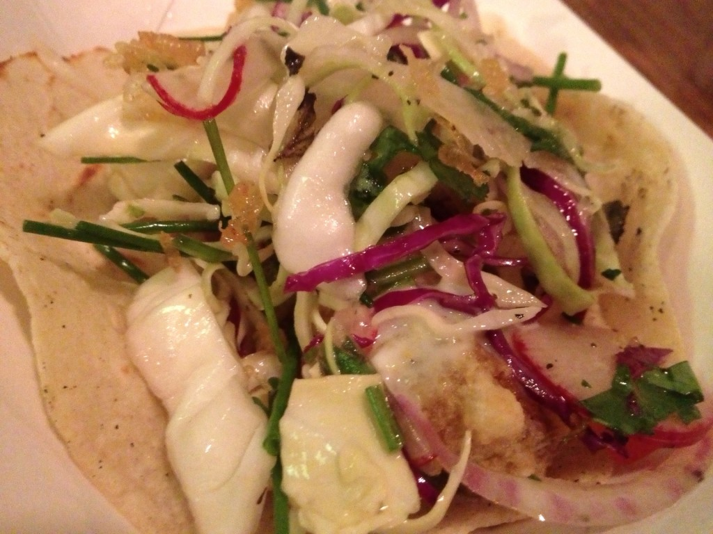 Tacos de Tofu (© 2013 The Offalo)