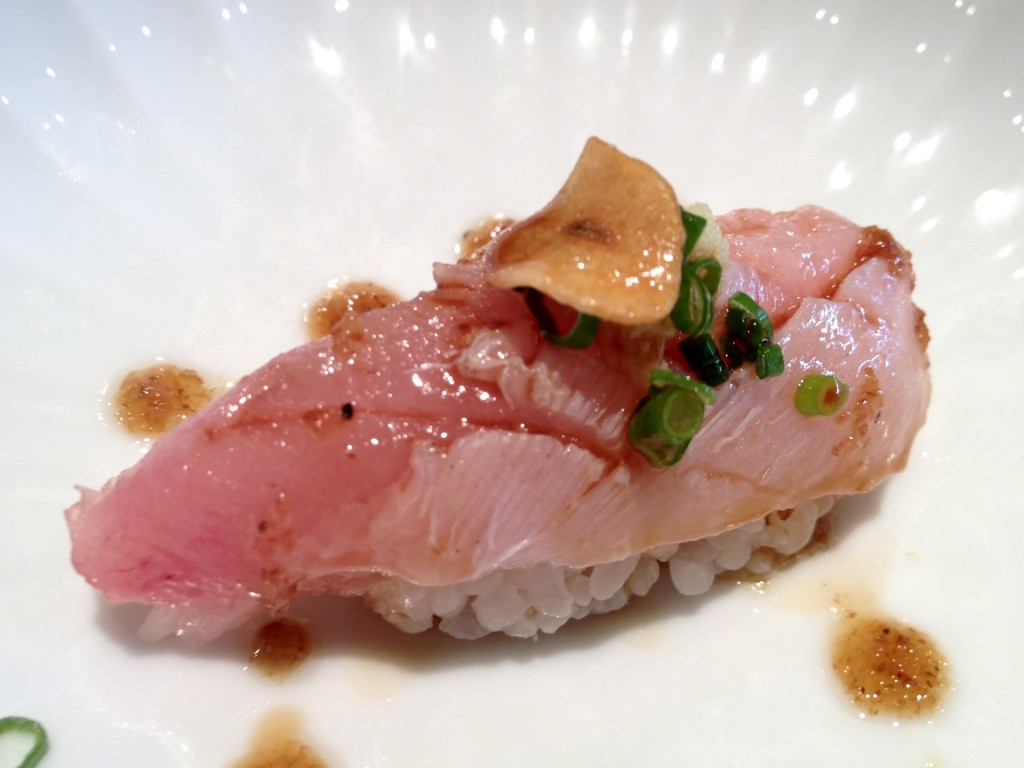 Wild Bintoro (Albacore Belly) @ Kiriko (© 2013 The Offalo)