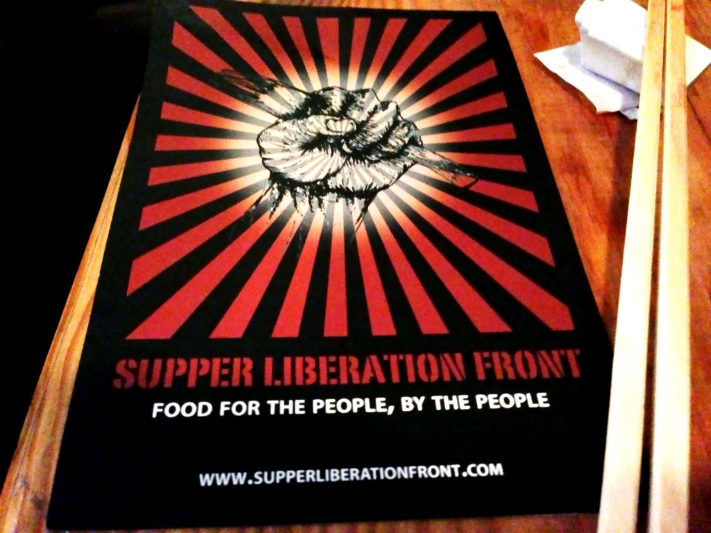 Supper Liberation Front (© 2013 The Offalo)