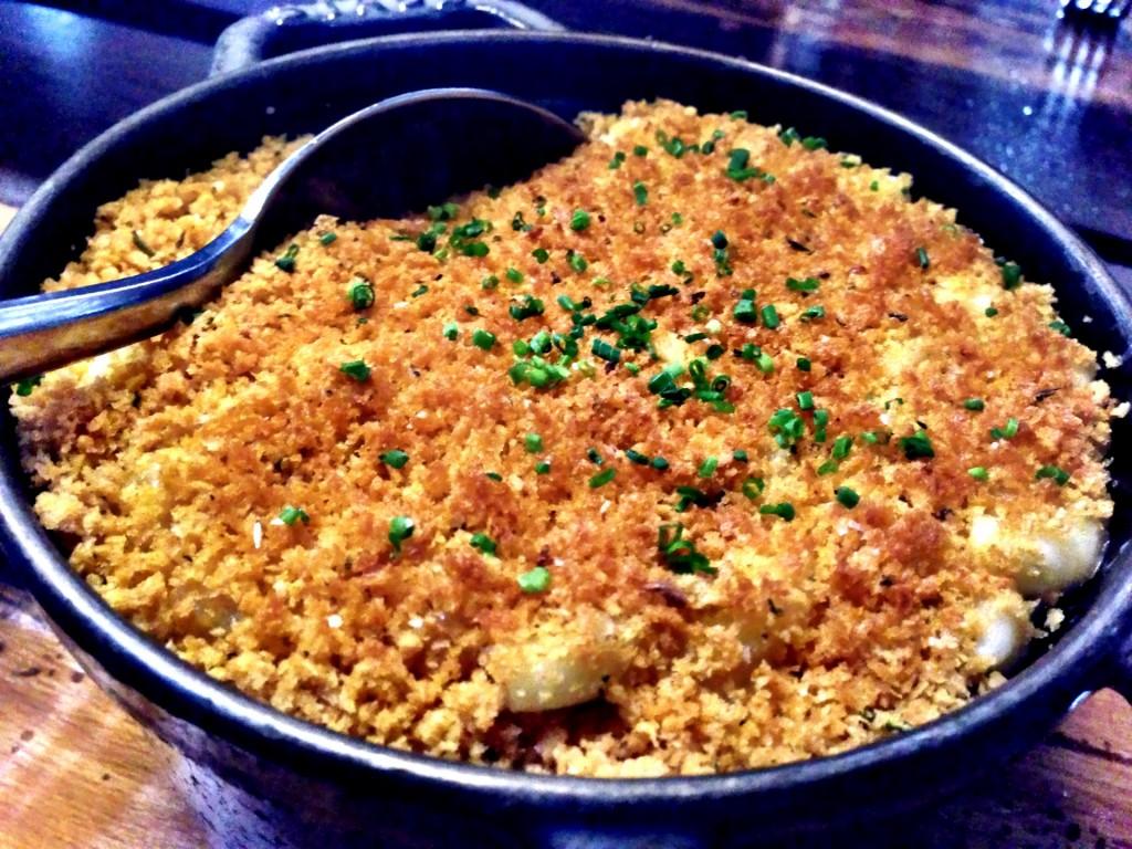 Fontina/Parmesan Mac & Cheese @ MB Post (© 2013 The Offalo)
