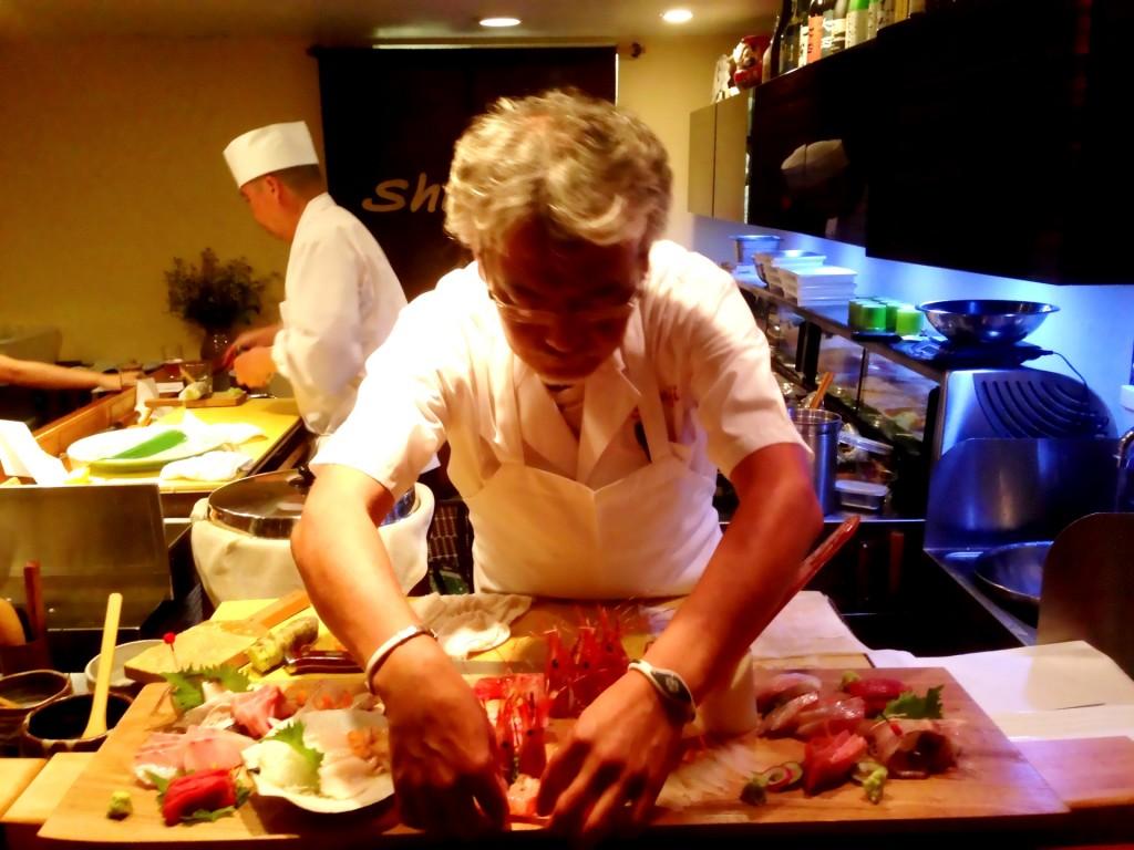 Epic Sashimi Platter @ Shunji (© 2013 The Offalo)