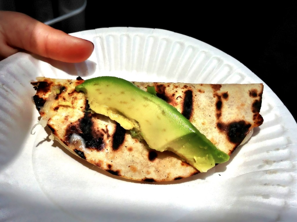 Coni'Seafood's Smoked Marlin Taco (© 2013 The Offalo)
