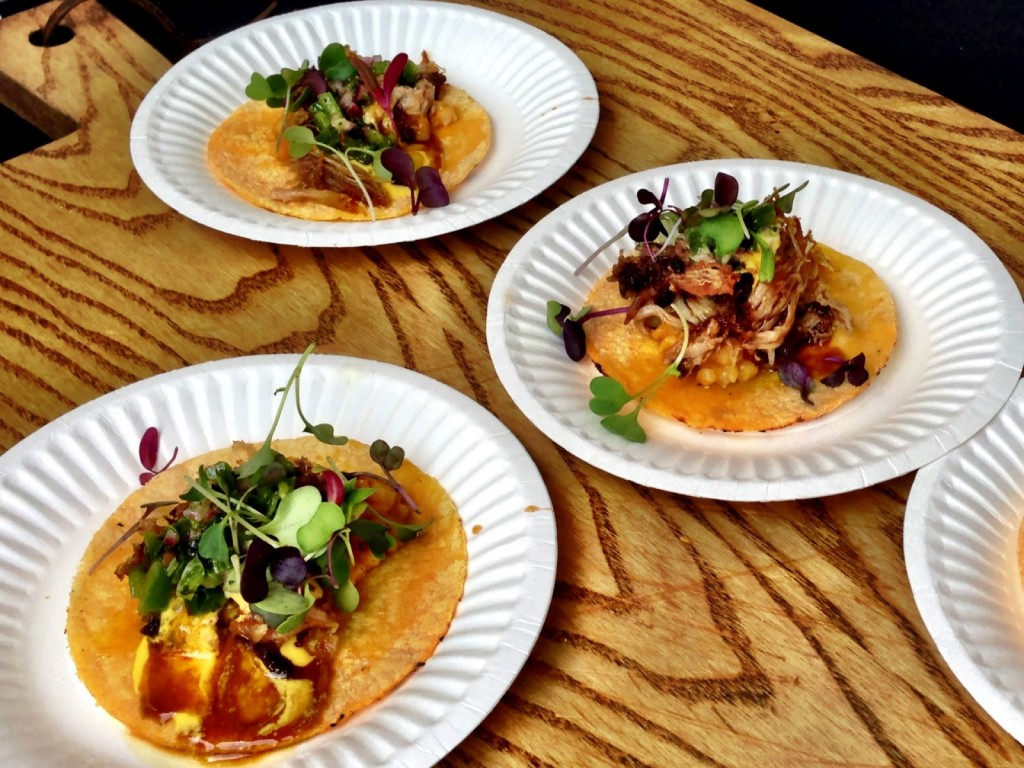 Ricardo Zarate's Pork Belly Taco (© 2013 The Offalo)