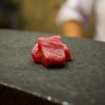 Chutoro (Medium Fatty Tuna) Sashimi at Sushi Tsujita