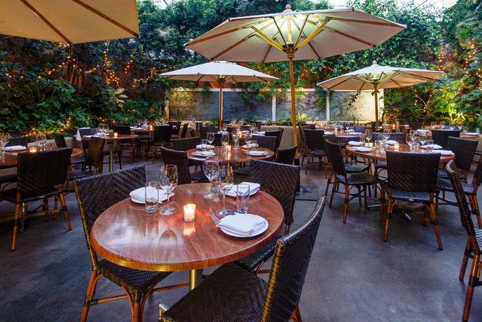 The Patio at Michael's (Photo Source: Michael's Santa Monica)