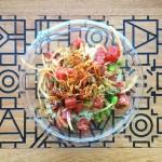 Classic Tuna on Bamboo Rice at Sweetfin Poké