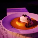 Republique's Creme Caramel at Plate by Plate 2015