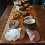 Housemade Charcuterie at Rustic Canyon Wine Bar