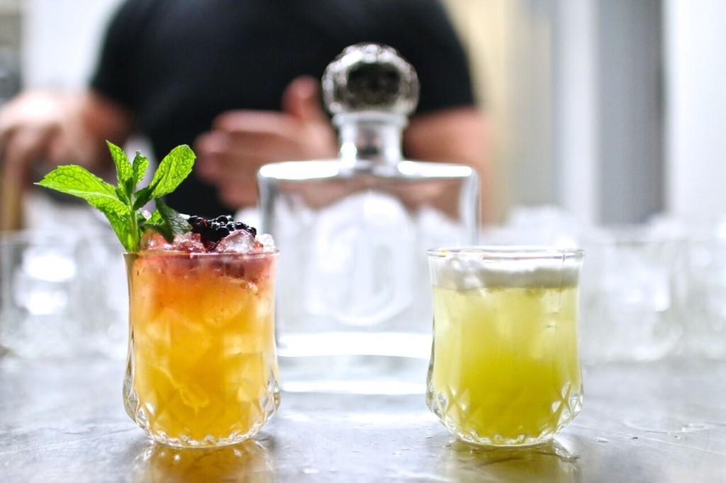 DeLeón Tequila Handcrafted Cocktails (Photo Credit: Rachel Jacobson)