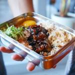BBQ Eel Lunch Box at Santa Monica Yacht Club (SMYC)